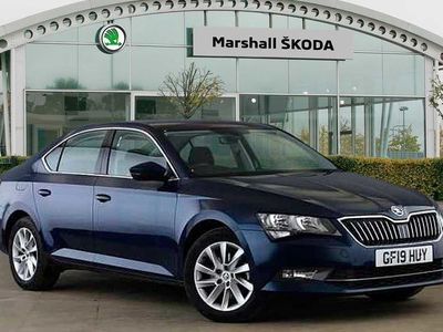 used Skoda Superb 2019 Kidlington 2.0 TDI CR SE 5dr