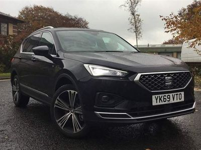 used Seat Tarraco 2.0 TDI Xcellence Lux 5dr DSG 4Drive