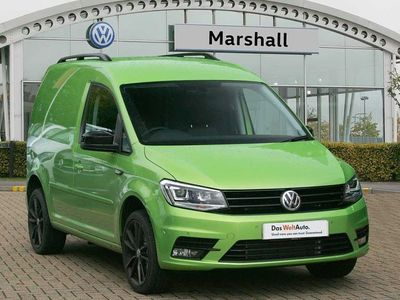 used VW Caddy 2.0 Tdi Bluemotion Tech 150Ps Highline Nav Van Dsg