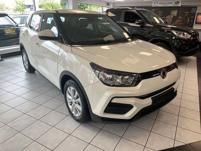 used Ssangyong Tivoli 1.6 EX 5dr (Leather Pack)