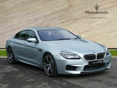 used BMW M6 M6 AUTO4DR DCT 4.4