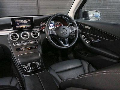 used Mercedes E250 GLC GLC d 4Matic Sport 5dr 9G-Tronic