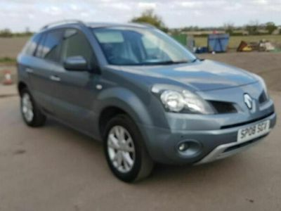 used Renault Koleos 2.0 dCi Dynamique S 4WD 5dr