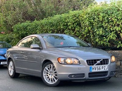 used Volvo C70 C702.4 D5 SE Geartronic 2drP/X PRICED TO SELL Convertible 2006