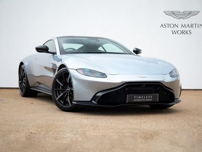used Aston Martin Vantage Coupe 4.0 2dr