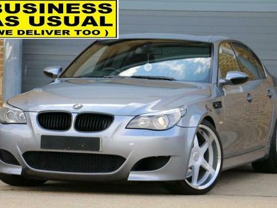 used BMW M5 5 SeriesSMG 4-Door