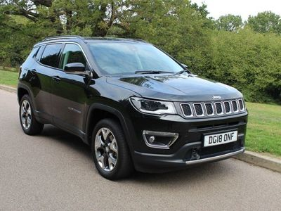 used Jeep Compass 1.4 [170] Petrol Limited 9 Speed Automatic 5dr