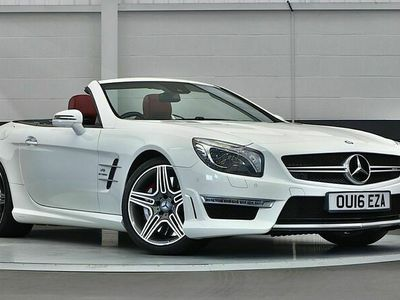 used Mercedes SL63 AMG SL Class[585] 2dr Tip Auto 5.5