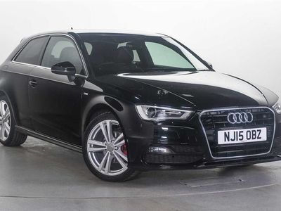 used Audi A3 2.0 Tdi S Line 3Dr