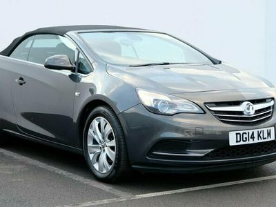 used Vauxhall Cascada 2.0 CDTi SE 2dr Bluetooth