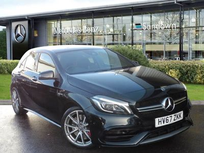 used Mercedes A45 AMG A-Class4Matic Premium 5Dr Auto