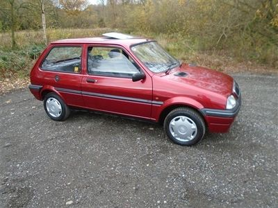 used Rover Metro 1.1 Nightfire Limited Edition 3dr