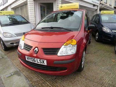 used Renault Modus 1.2 16v Expression 5dr