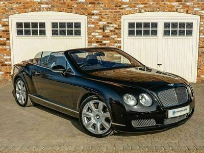used Bentley Continental GTC 6.0 2dr