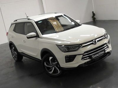 used Ssangyong Korando 1.6D Pioneer 4WD 5dr