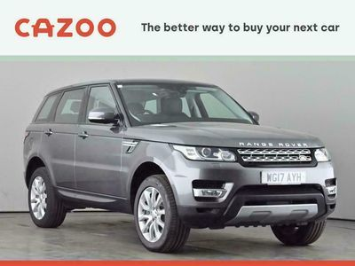used Land Rover Range Rover Sport 3L HSE SD