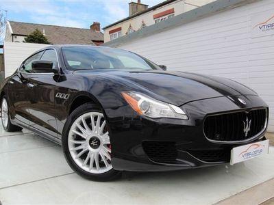 used Maserati Quattroporte 3.0 S 4d 410 BHP
