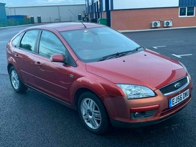 used Ford Focus 1.8 Ghia 5dr