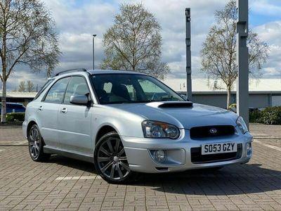 used Subaru Impreza 2.0 WRX 5dr