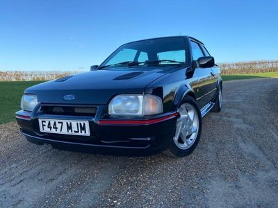 used Ford Escort Rs Turbo