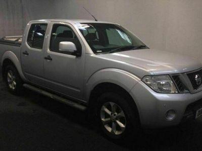 used Nissan King Navara 2.5 dCi AcentaCab Pickup 4WD 4dr