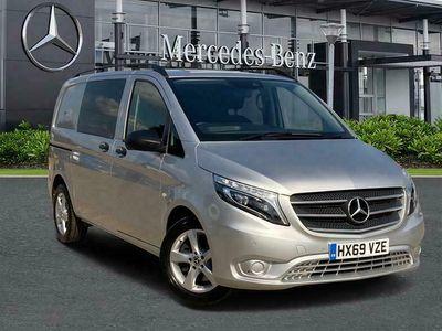 used Mercedes Vito 2.1CDI 119 Premium L1 (EU6b) Crew