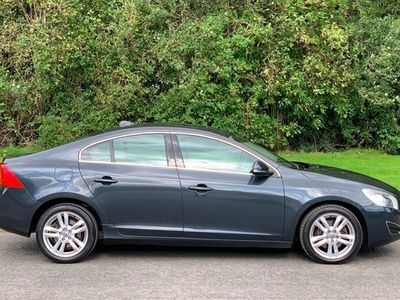 used Volvo S60 Saloon 2.0 D3 SE Lux 4d