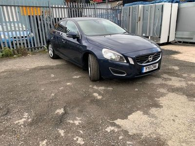 used Volvo S60 2.0 D3 SE Lux Geartronic 4dr