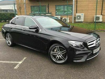 used Mercedes E350 4MATIC AMG LINE PREMIUM PLUS