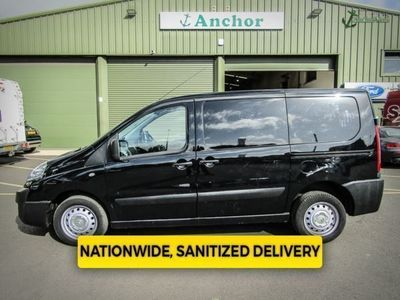 used Citroën Dispatch Enterprise L1H1 Hdi Twin Side Doors Air Con