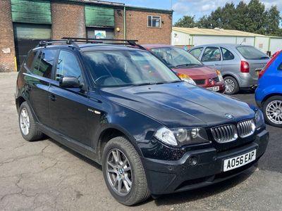 used BMW X3 2.0 d SE 5dr