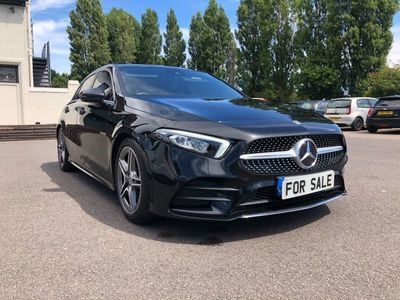 used Mercedes A200 A Class 1.3AMG Line 7G-DCT (s/s) 5dr