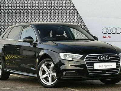 used Audi A3 e-tron 40 5dr S Tronic 1.4