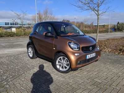 used Smart ForTwo Coupé 1.0 Passion 2dr 2015/15