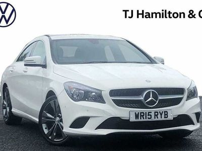 used Mercedes CLA220 ClaCDI Sport 4dr Tip Auto