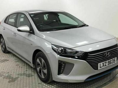 used Hyundai Ioniq 1.6 GDi SE Hybrid