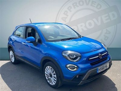 used Fiat 500X 2018 Old Basing 500 1.0 City Cross