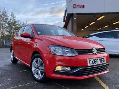 used VW Polo 1.2 TSI Match 5dr Hatchback Manual