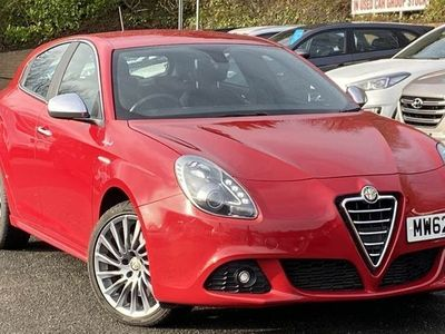 used Alfa Romeo Giulietta 1.4 TB MultiAir Sportiva 5dr
