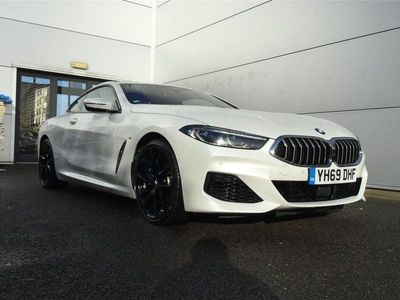 used BMW 840 8 SERIES COUPE i sDrive 2dr Auto