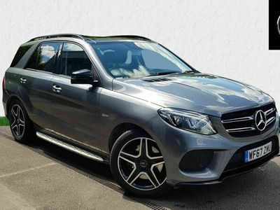 used Mercedes GLE43 AMG 4Matic Premium 5dr 9G-Tronic 3.0