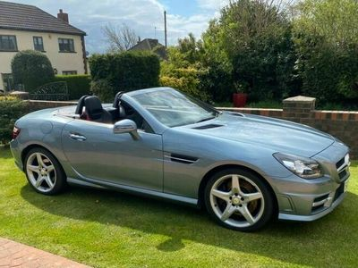 used Mercedes SLK250 SLK 2.1CDI BlueEFFICIENCY AMG Sport 7G-Tronic Plus 2dr