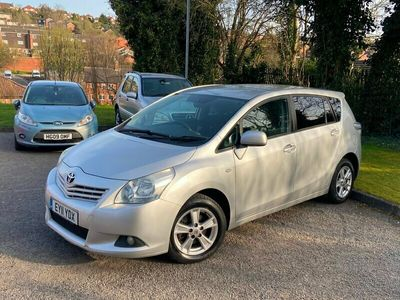 used Toyota Verso 2.0 D-4D TR 5dr