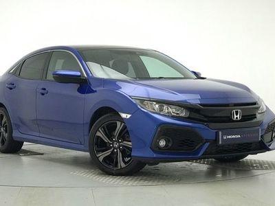 used Honda Civic 1.0 VTEC Turbo EX CVT (s/s) 5dr