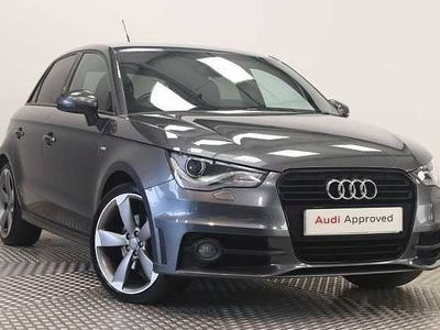 used Audi A1 Sportback Black Edition 1.4 TFSI cylinder on demand 140 PS 6 speed
