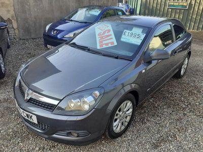 used Vauxhall Astra 1.6i 16V SRi [115] 3dr