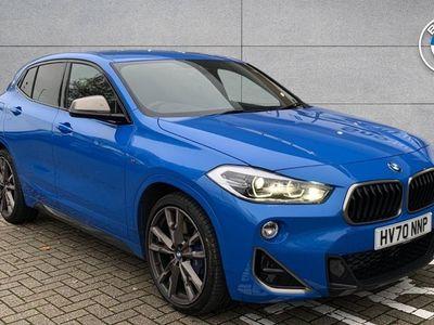 used BMW X2 M35i