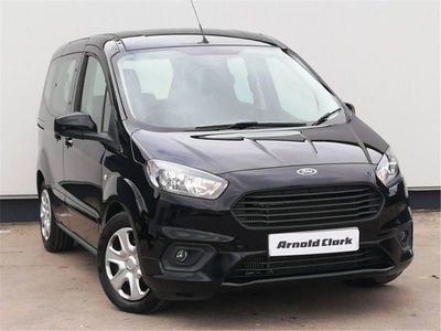 used Ford Tourneo Courier 1.0 EcoBoost Zetec 5dr