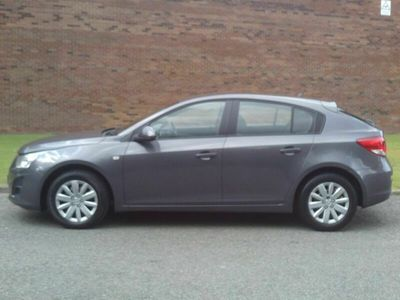 used Chevrolet Cruze 1.6 LS 5dr, 2013 ( )