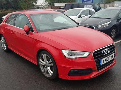 used Audi A3 1.8 Tfsi S Line 3Dr S Tronic